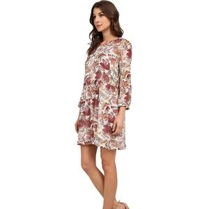 Two by Vince Camuto Lyrical Babydoll Dress-XL